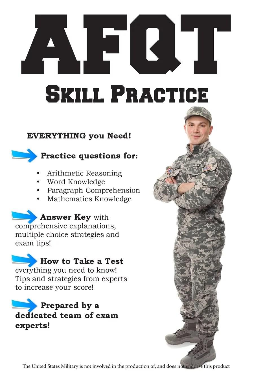 Afqt Skill Practice: Armed Forces Qualification Test