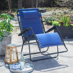 Padded Zero Gravity Chair Facial For Sale Coral Coast Extra Wide Walmart Com