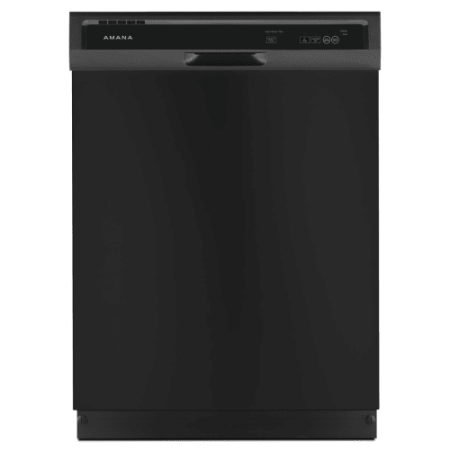 Amana ADB1400AG 24 Inch Wide 12 Place Setting Energy Star Rated Built-In Dishwas