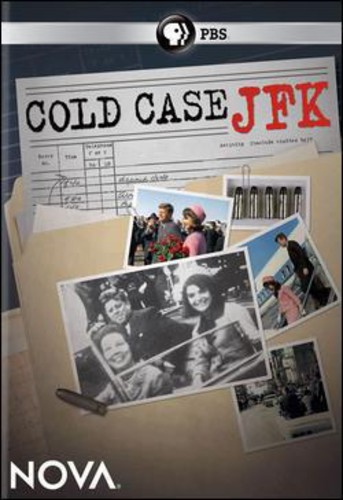 Nova: Cold Case: JFK (DVD)