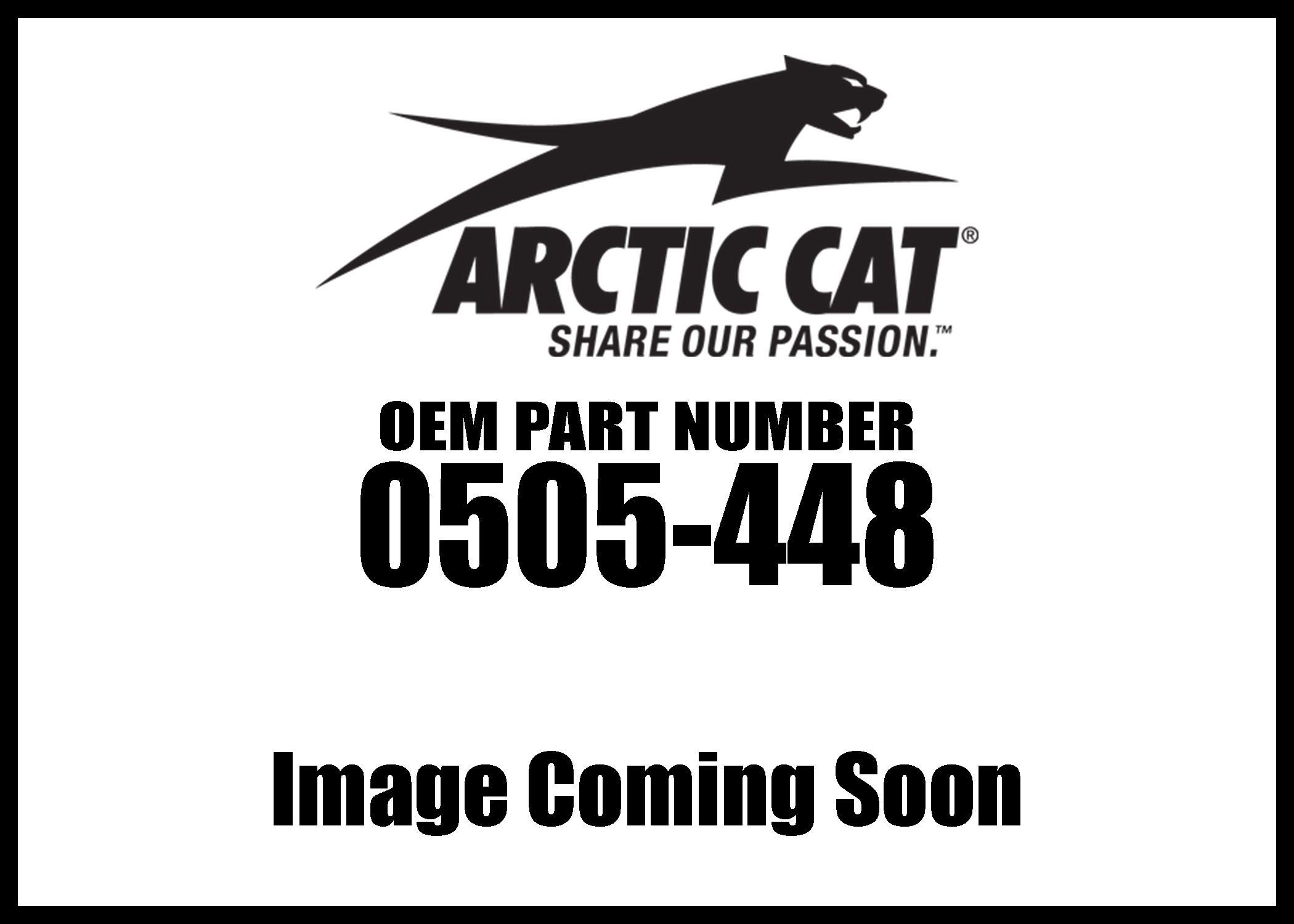 Arctic Cat 2005-2008 Atv 500 Auto Trans 4X4 Fis Le Atv 400