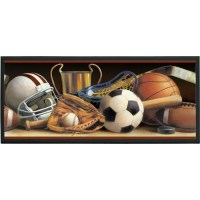 Illumalite Designs Classic Sports Wall Plaque