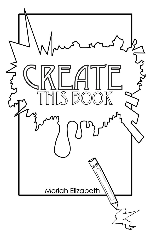 create this book paperback