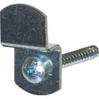 Hillman Fasteners 121155 4 Pack, Mirror Holder & Anchor ...
