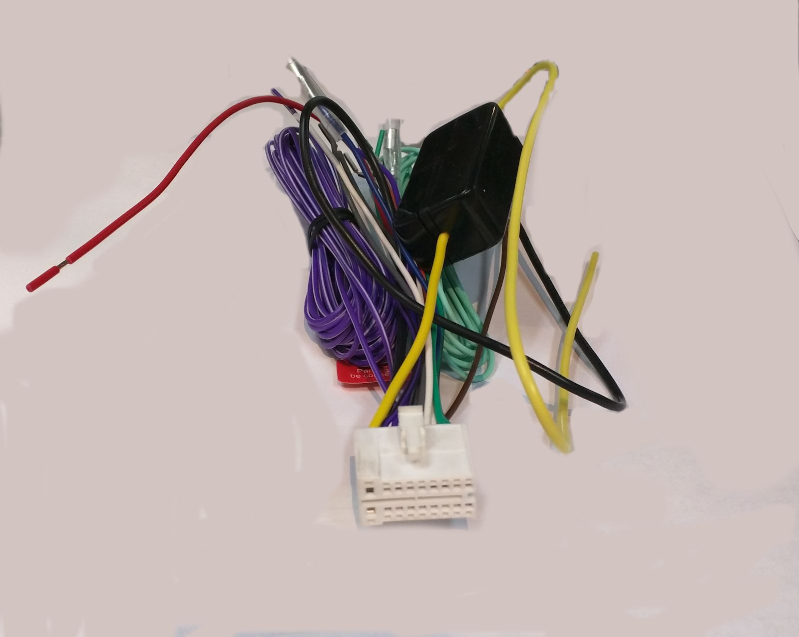 medium resolution of  wrg 1374 clarion wire harness