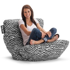 Big Joe Roma Floor Chair Bistro Chairs Dining Table Bean Bag Multiple Colors Fabrics Walmart Com