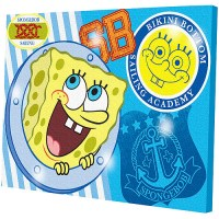 Nickelodeon Spongebob LED Light-Up Wall Art - Walmart.com