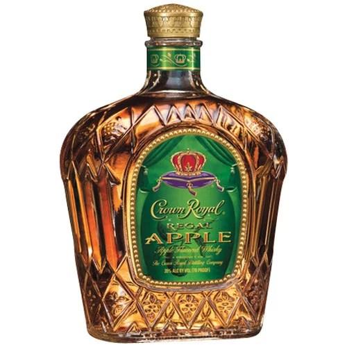 Crown Royal Regal Apple Whisky 750mL - Walmart.com