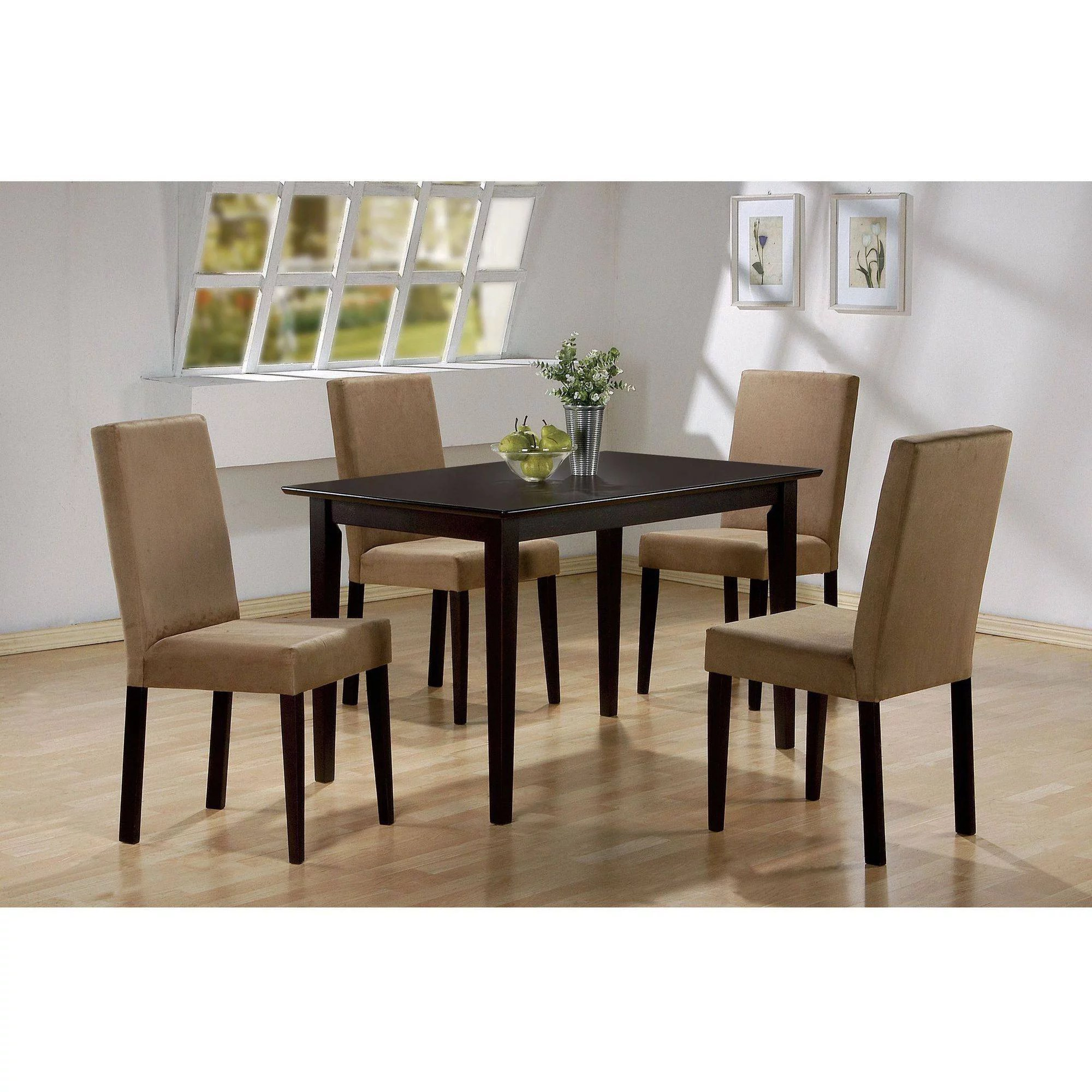 Table With Chairs Coaster Company Clayton Dining Table Chairs Sold Separately