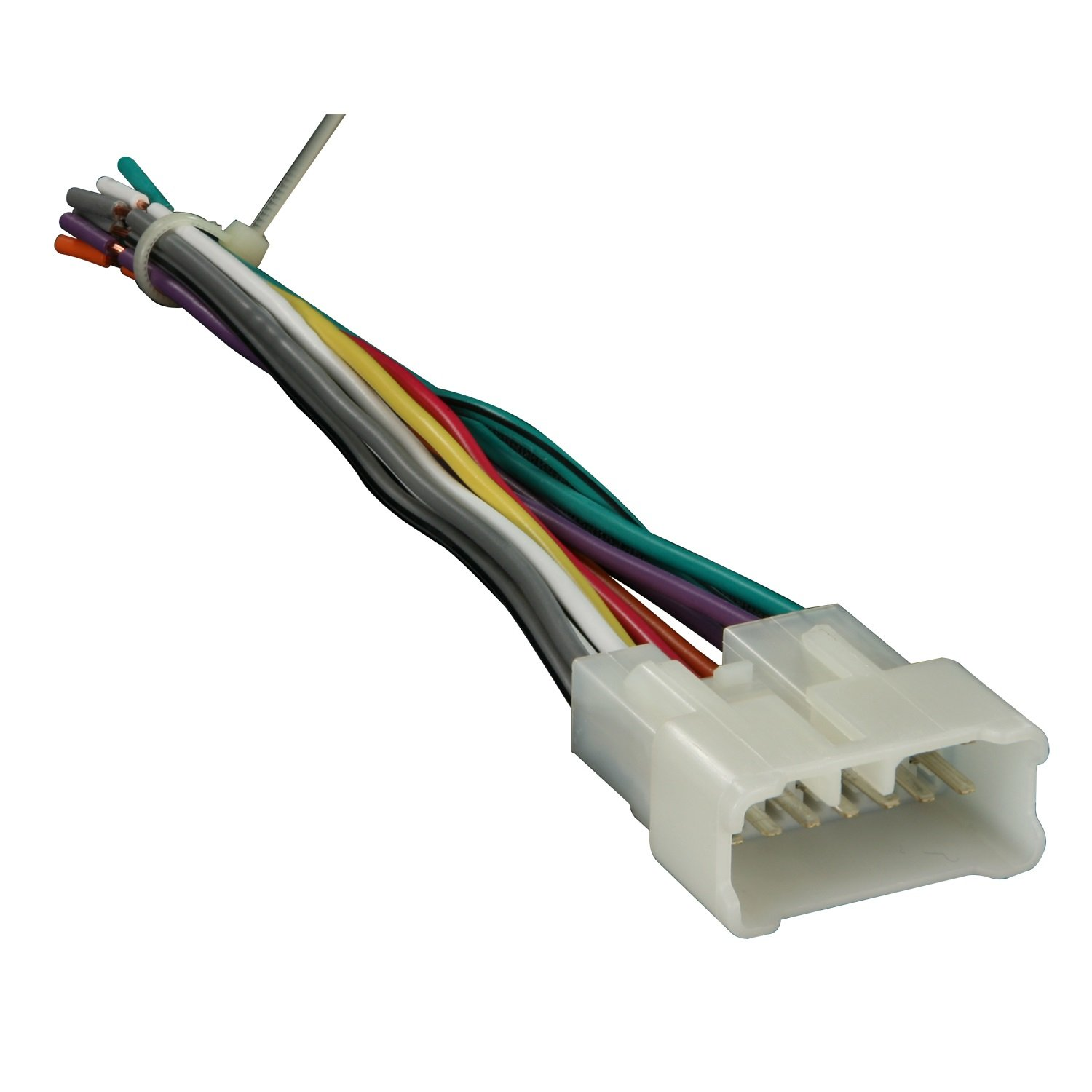 small resolution of metra wire harness for suzuki vehicles 7