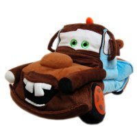 Disney Pixar Cars Tow Mater Pillow - Walmart.com