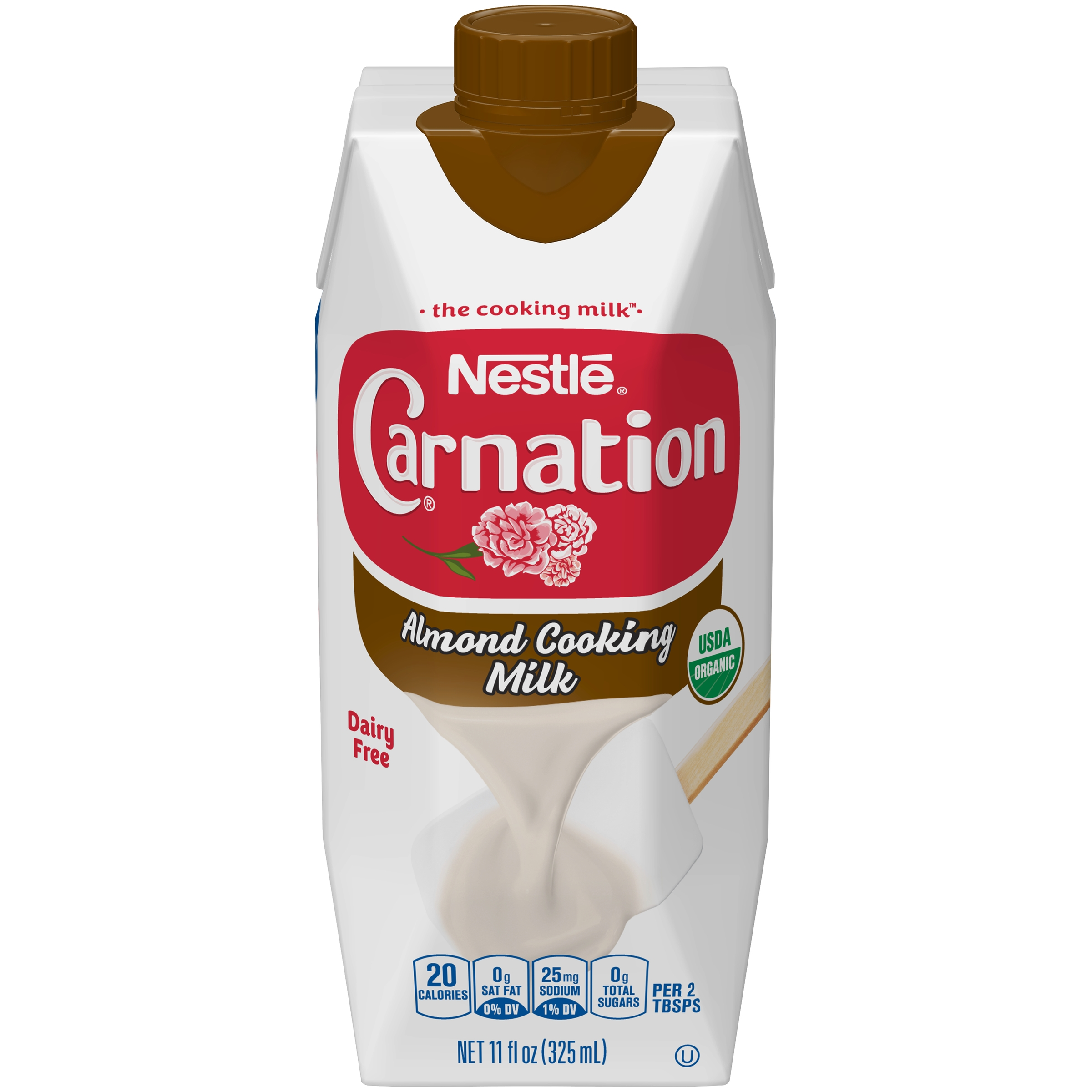 CARNATION Almond Cooking Milk – USDA Organic Milk ...