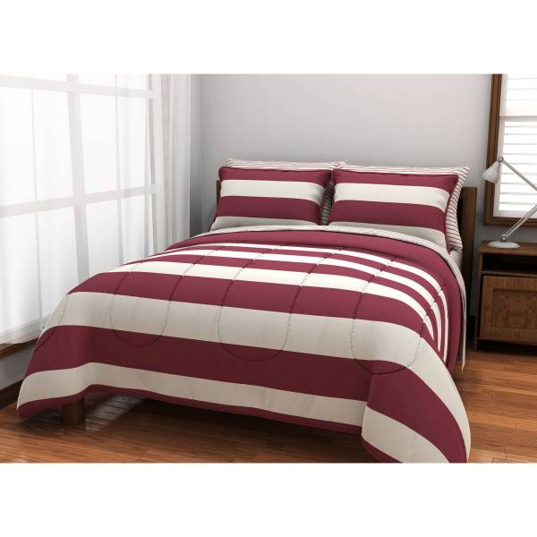 American Originals Rugby Stripe Bed In Bag Bedding Set