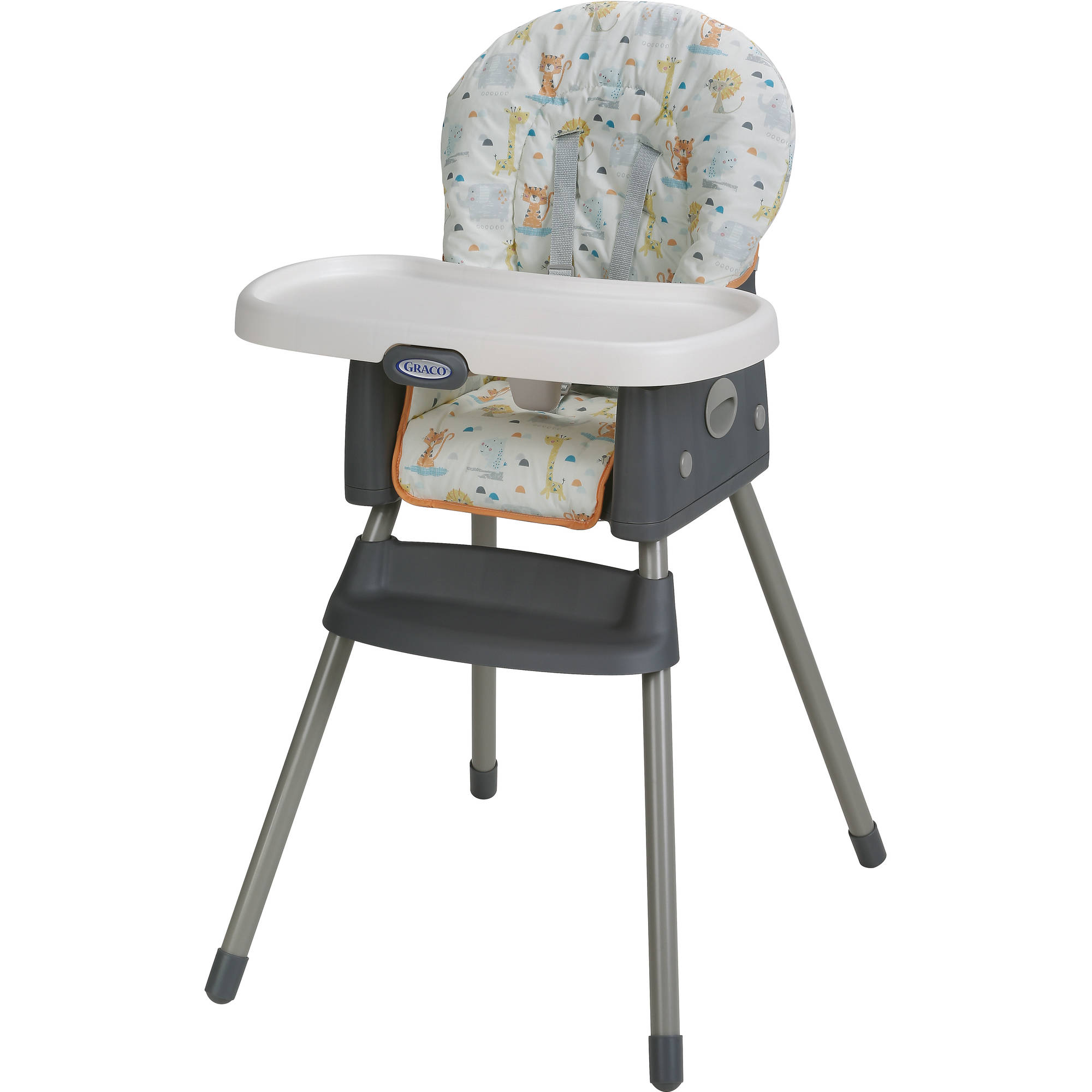 Graco SimpleSwitch Convertible High Chair, Linus