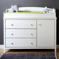 White Dresser With Changing Table Top ~ BestDressers 2017