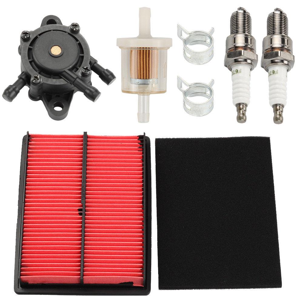 medium resolution of hipa gx610 air filter fuel pump for honda gx620 gx670 gxv610 gxv620 gxv670 lawn mower engine replace 17210 zj1 842 17210 zj1 841 air filter with fuel filter