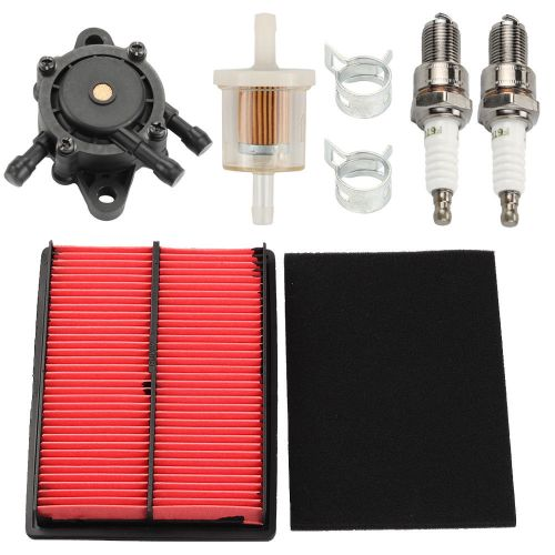 small resolution of hipa gx610 air filter fuel pump for honda gx620 gx670 gxv610 gxv620 gxv670 lawn mower engine replace 17210 zj1 842 17210 zj1 841 air filter with fuel filter
