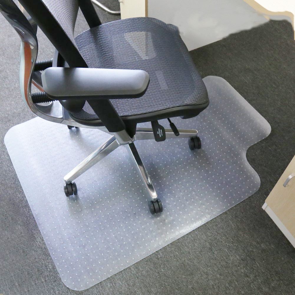 desk chair mats covers gretna green zimtown pvc carpet for carpeted floors with lip transparent mat 36 x 48 walmart com
