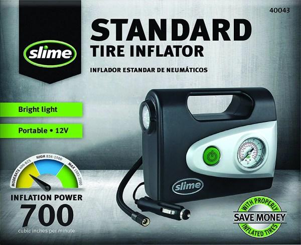 Slime Standard Digital Tire Inflator Cars Light Trucks