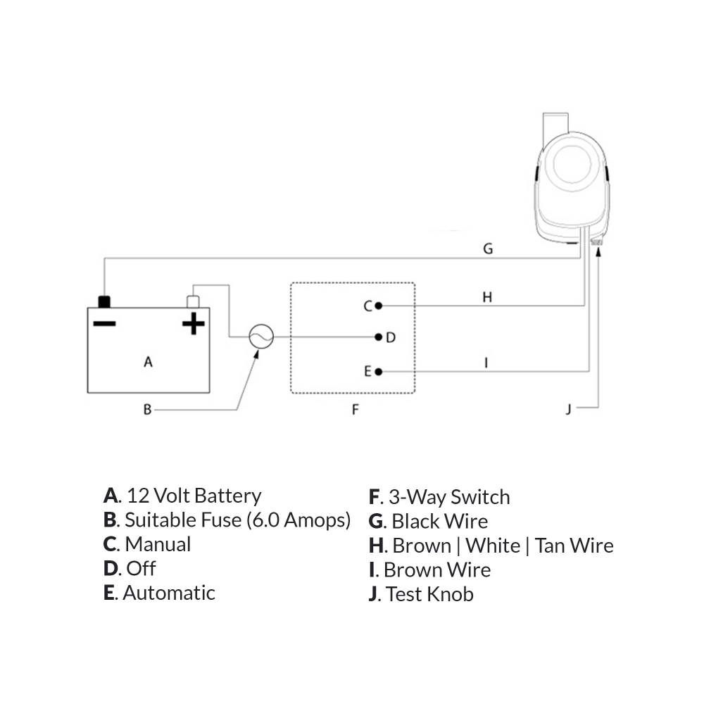 medium resolution of boat spotlight wiring diagram