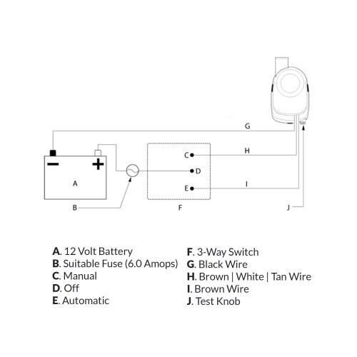 small resolution of boat spotlight wiring diagram