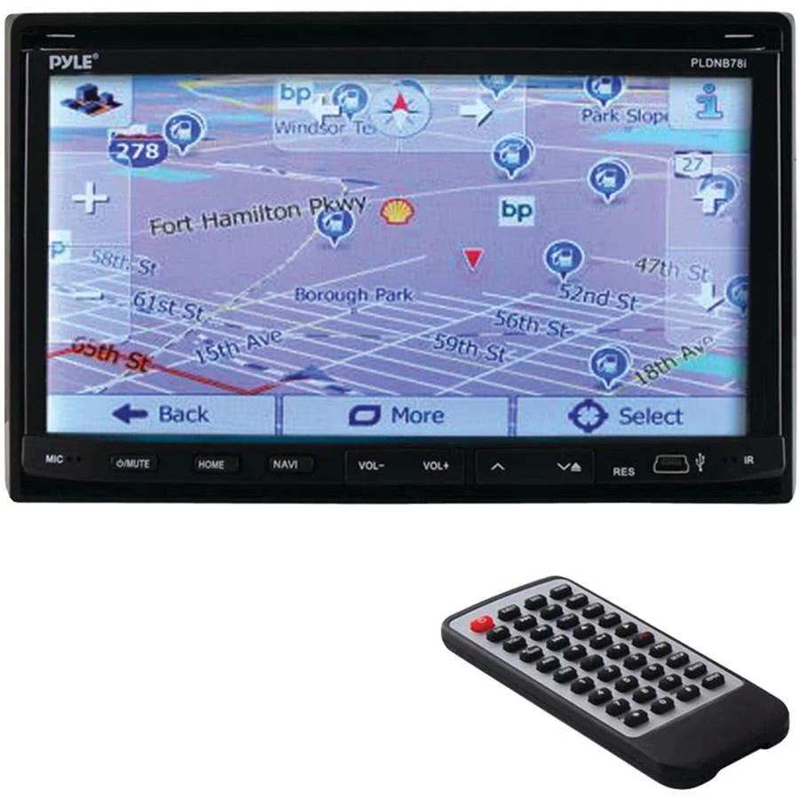 medium resolution of boss audio bv9366b double din dvd cd usb sd player 6 2 touchscreen bluetooth walmart com