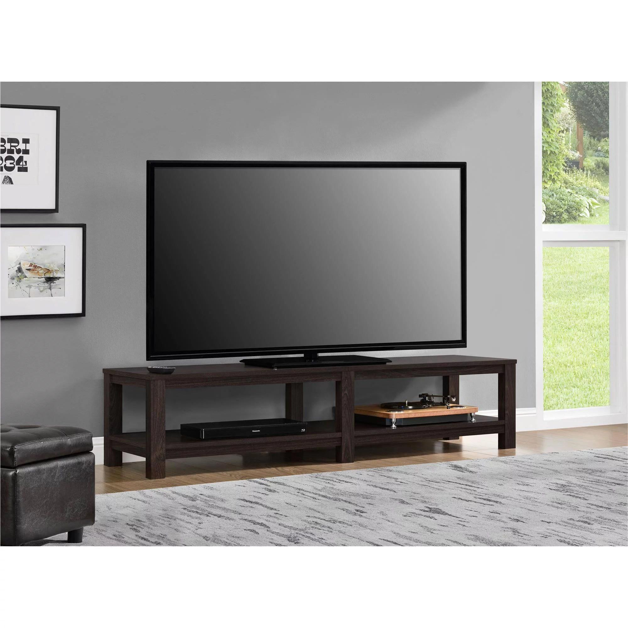 65 in TV Stands for Flat Screen TV Walmart