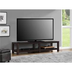 Tv Stand Living Room Corner Sofas For Small Rooms Mainstays Parsons Tvs Up To 65 Multiple Colors Walmart Com