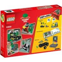 LEGO Juniors Turtle Lair - Walmart.com