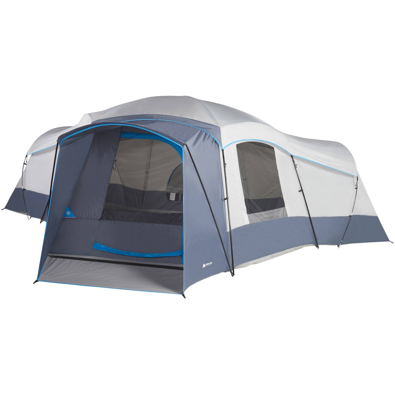 Ozark Trail 23.5' x 18.5' Cabin Tent, Sleeps 16