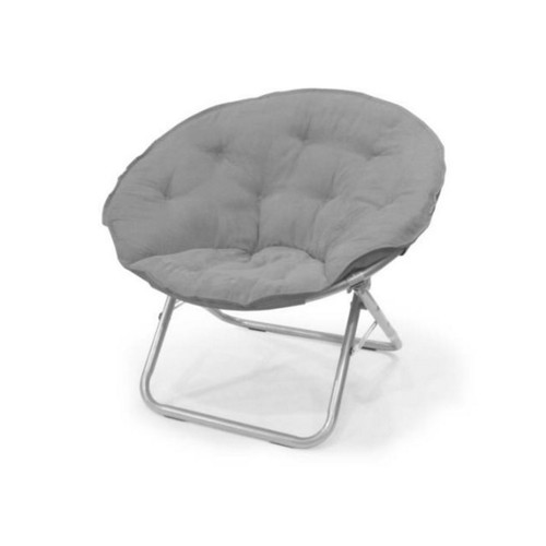 toddler saucer chair canada rocking front porch design ideas mainstays large microsuede multiple colors walmart com