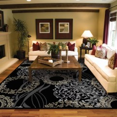 Rugs In Living Room Best Color For Floor Tiles Contemporary Area 5x7 On Clearance 5 By 7 Rug Ivory Modern 5x8 Walmart Com