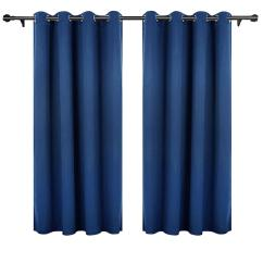 Pictures Curtains Living Room The Theater Livingbasics Blackout Curtain For Bedroom Or Window Qty