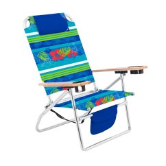 Folding Beach Chairs Walmart Outdoor Rocking Big Fish Titan Hi Seat Aluminum Chair Com