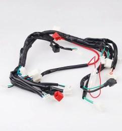 4 wheeler electrics wiring harness for taotao coolster zongshen 50cc 70cc 90cc 110cc atv utv quad walmart com [ 1000 x 1000 Pixel ]