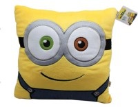 Minions Two Eyed Minion With Overalls Yellow Colored ...