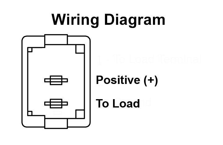 small resolution of spst 125vac switch wiring diagram