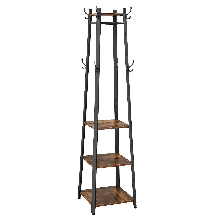 metal coat racks walmart com