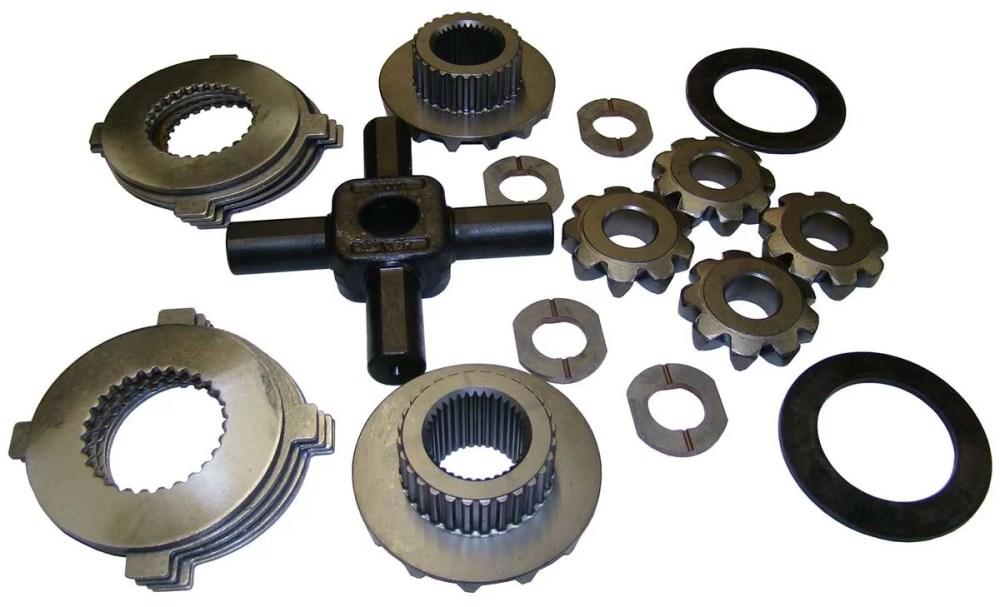 medium resolution of qu40430 dana 80 trac lok dana inner differential parts overhaul kit walmart com