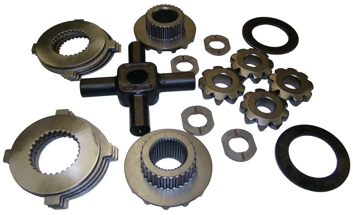 hight resolution of qu40430 dana 80 trac lok dana inner differential parts overhaul kit walmart com