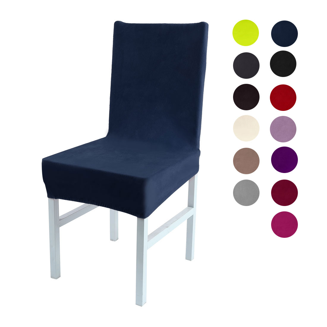 dining room chair covers walmart.ca average cover rental price unique bargains stretch thicken plush short