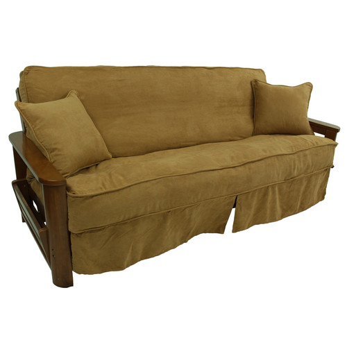 futon chair covers walmart carolina and table blazing needles tapestry picasso box cushion slipcover com