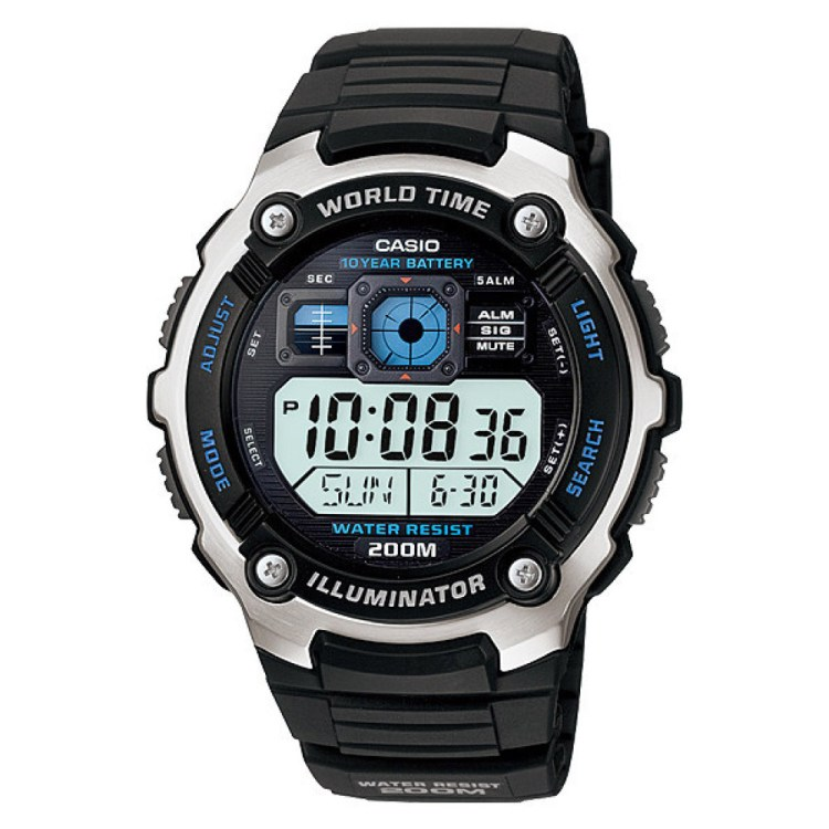 Men's Multi-Functional Digital Sport Watch