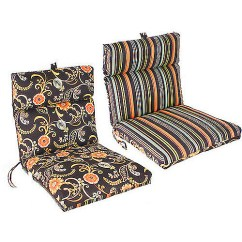 Patio Chair Cushions Walmart Chicco Polly High Babies R Us Outdoor 22 X 44 4 Cushion Com