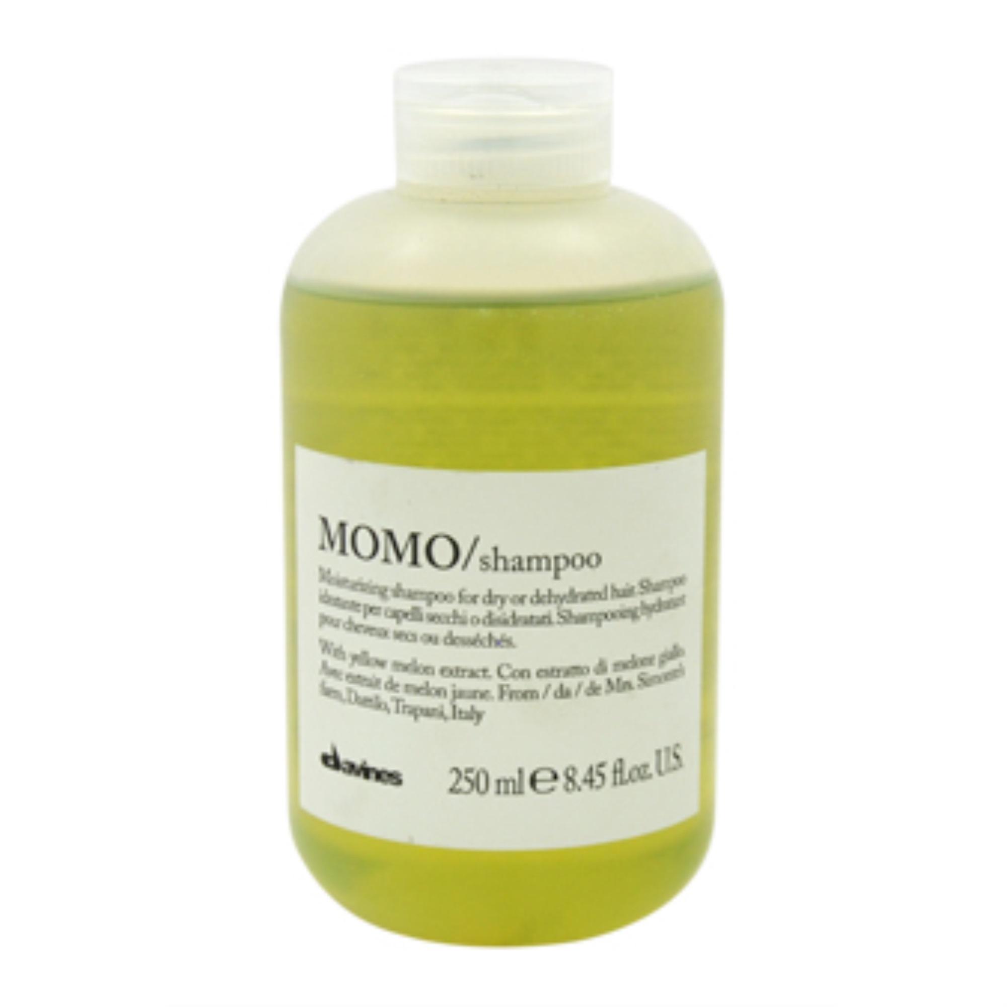 Momo Moisturizing Shampoo for Dry & Dehydrated Hair by Davines for Unisex - 8.45 oz Shampoo   Walmart Canada