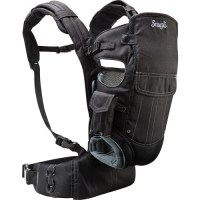 Evenflo - Snugli Front & Back Infant Carrier, Black ...