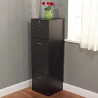 Wilson 4-Drawer Filing Cabinet - Walmart.com