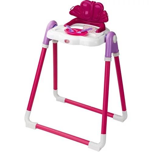 Badger Basket Modern Doll High Chair Wit  Walmartcom
