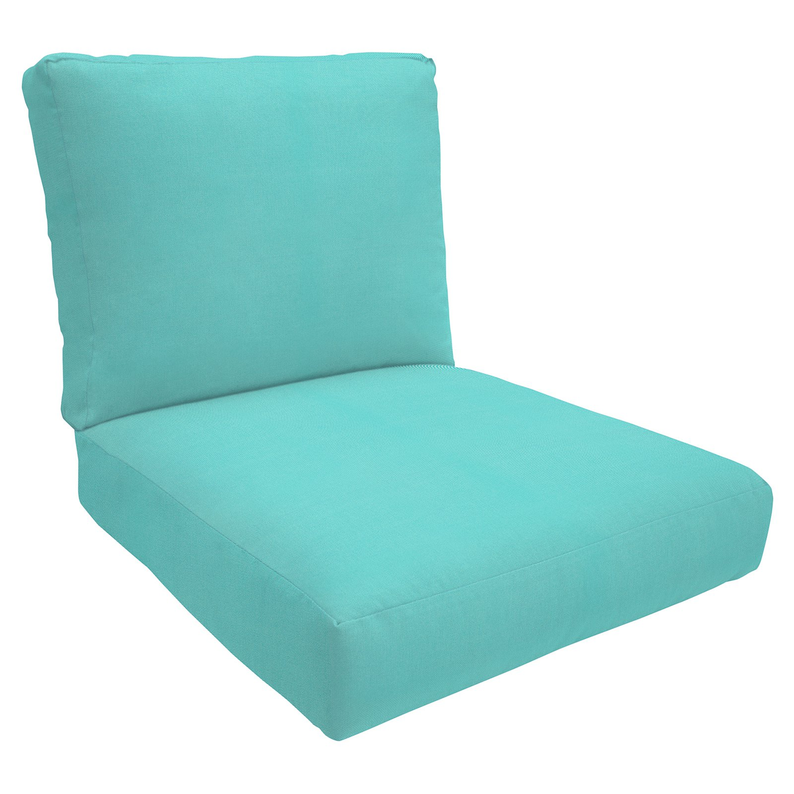 lounge chair cushions cheap covers in store eddie bauer sunbrella deep seating cushion knife edge walmart com