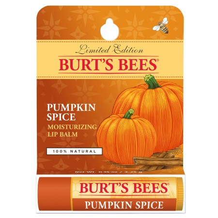 Image result for burts bees pumpkin spice